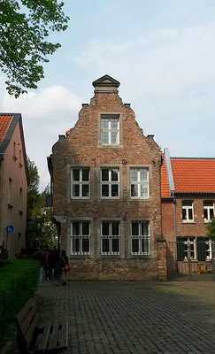 Holländische Architektur in Kaiserswerth