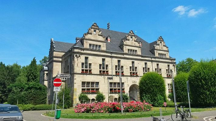 Rathaus Benrath