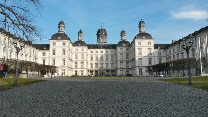 Schloss Bensberg; Kein Wohnsitz nur ein Jagd-Lust-Schloss