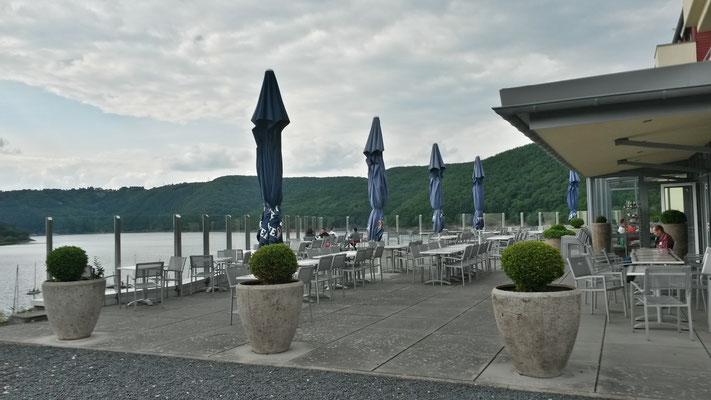 Terrasse am Seehotel