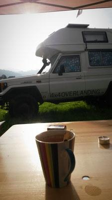 Good morning café