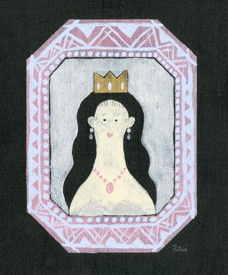 鏡の中の王妃