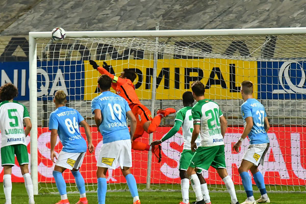 Andreas Leitner mit wohl einer seiner besten Saisonleistungen trat besonders in Erscheinung