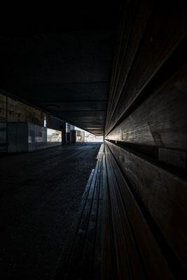 Saint-Nazaire, U-Bootbunker vom letzten Weltkrieg