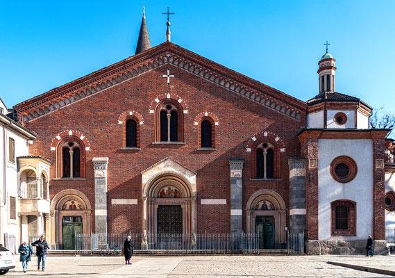 Basilica die Sant' Eustorgio