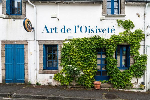 "Pont-Aven ""die Kunst des Müssiggangs"""