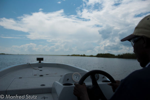 Transfer zum Ichobezi Riverboat
