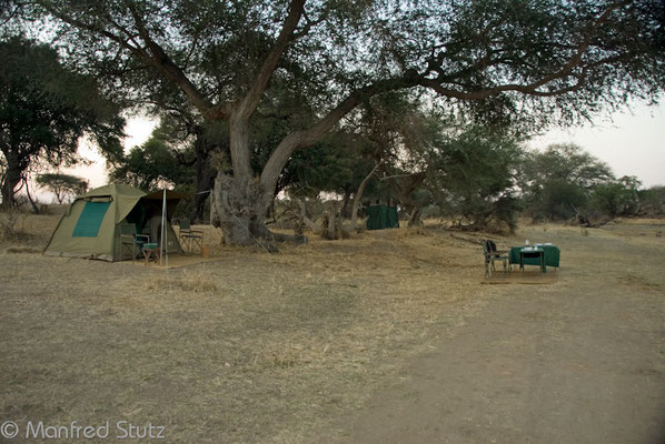 Ruaha NP: Fly-Camp