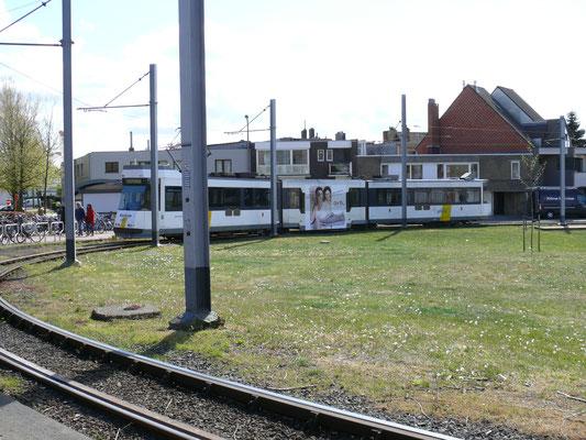 Met deze tram terug naar Duinse Polders