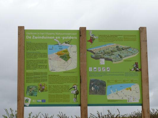 info over de omgeving