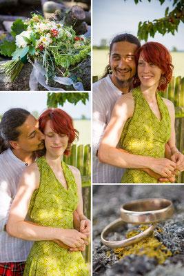 Hochzeit von Anna und Markus