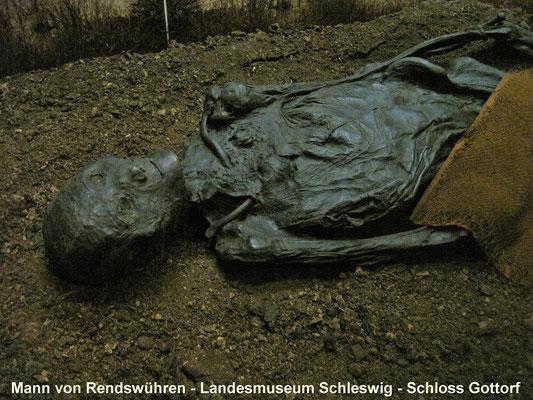Mann von Rendswühren - Landesmuseum Schleswig - Schloss Gottorf