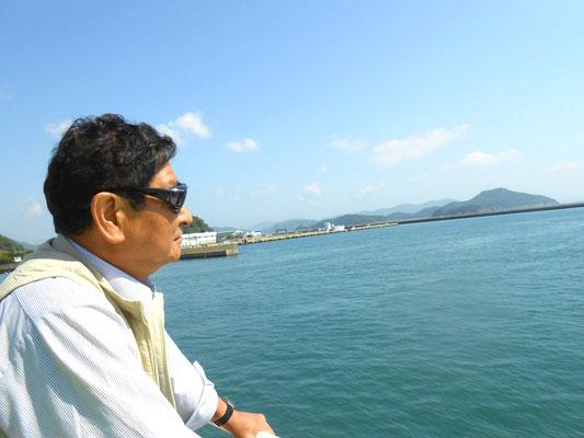 福江島~奈留島 小林夢狂 Mukyokobayashi