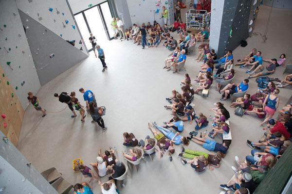 ES-Vertikal Kletterzentrum Deggendorf Wettkampf 2019 Finale