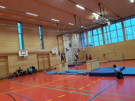 ES-Vertikal Kletterzentrum Deggendorf Kinderklettern Hengersberg