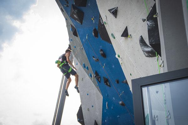 ES-Vertikal Kletterzentrum Deggendorf Wettkampf 2021