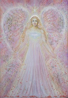 Erzengel Chamuel, bedingungslose Liebe Gottes