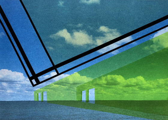 Greet Weitenberg   Abandoned #16   Ultrachroma print on fine art satin paper, edition of  5 + 1AP   64 x 80 x 1,7 cm   € 1.800,-