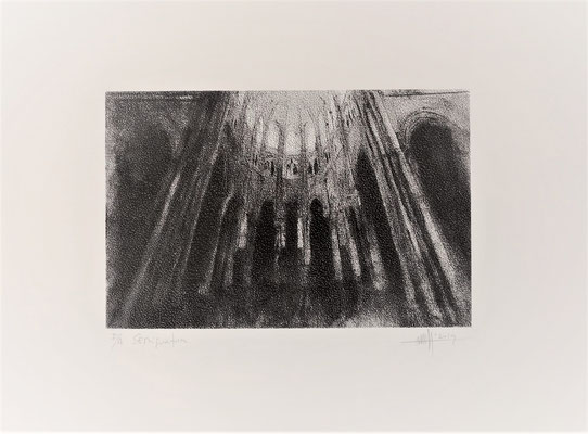 Marc Prat | Absis - screenprint | Screenprint on paper | 30 x 40 cm | € 250,-
