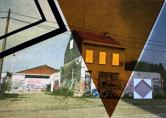 Greet Weitenberg   Abandoned #13   Ultrachroma print on fine art satin paper, edition of  5 + 1AP   64 x 80 x 1,7 cm   € 1.800,-