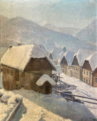 So gesehen von Auguste Döll in den 1940er-Jahren