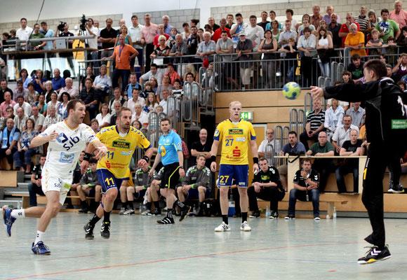 David Breuer Bundesligaspieler Handball