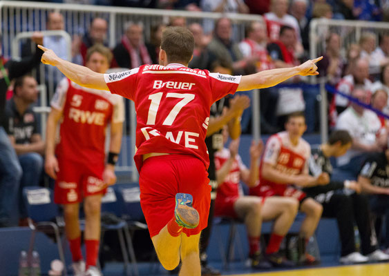David Breuer 1. Handball-Bundesliga TuSEM Essen