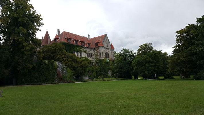 """Schloß """"Faber Castell""""..."""