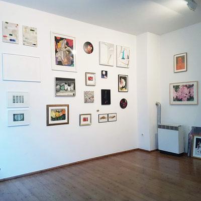 Galerieansicht Juli 2020