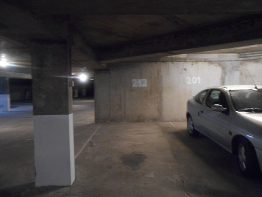 Place de parking n°212