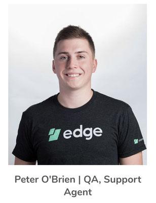Peter O'Brien Controllo qualità