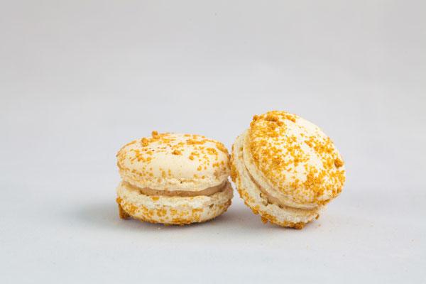 Macaron Spreculoos