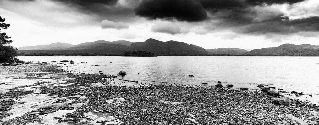 Lac de Killarney (Irlande)-Panoramique