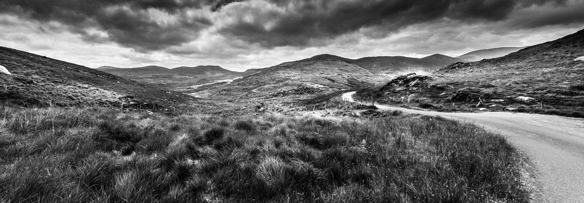 Panoramique-Irlande-black valley-Gap of dunloe