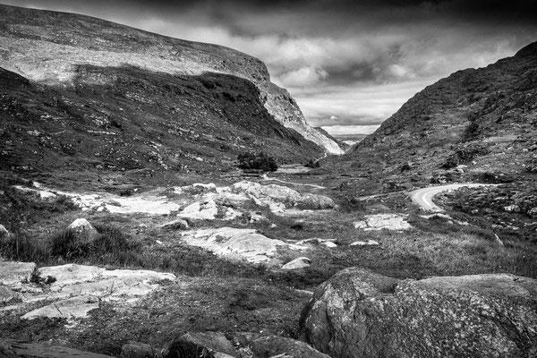 Gap of Dunloe Irlande