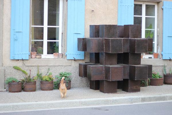 art monumentale sculpture