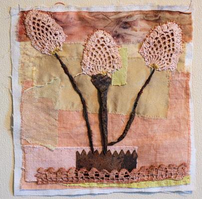 Textile art by Zamirte (Natalie Magnin)