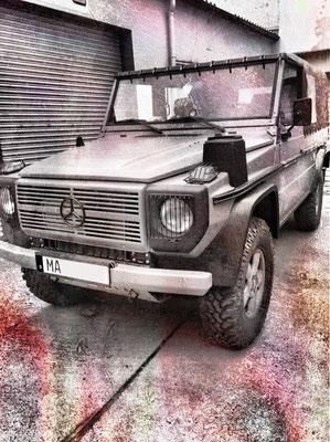 Mercedes G 290D