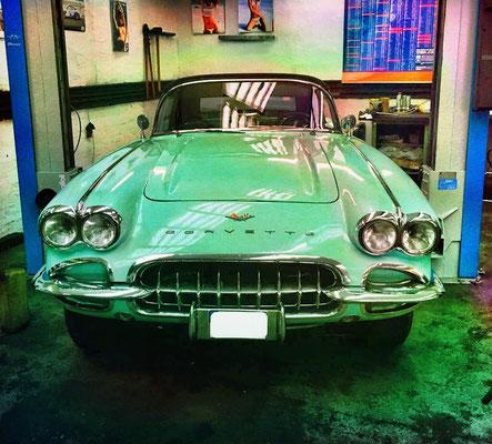 Corvette 5.7