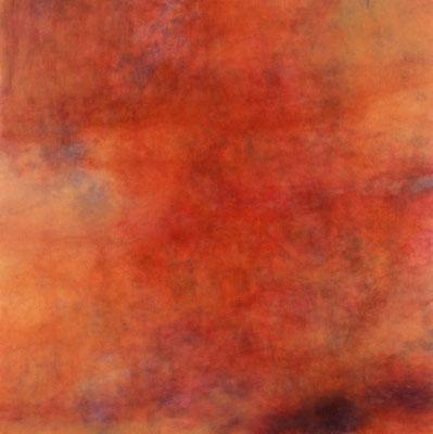『swell』2008  194.0cm×194.0cm  キャンバス 油彩