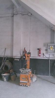 Legalización de taller mecánico en Belmez de la Moraleda (Jaén)