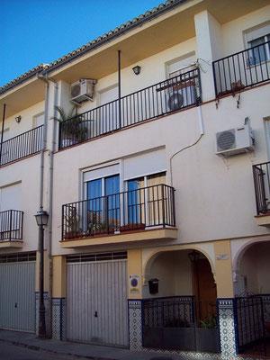 Tasación vivienda unifamiliar en Hijar (Granada)