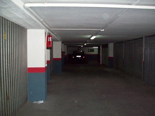 Informe pericial de cocheras en Andujar (Jaén)