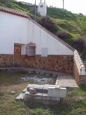 Tasación de casa cueva en Orce (Granada)