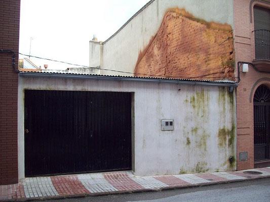Informe pericial de daños en nave en Bailen (Jaén)