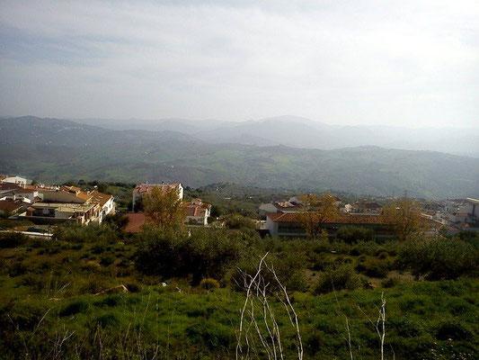 Tasación de parcelas en Periana (Málaga)