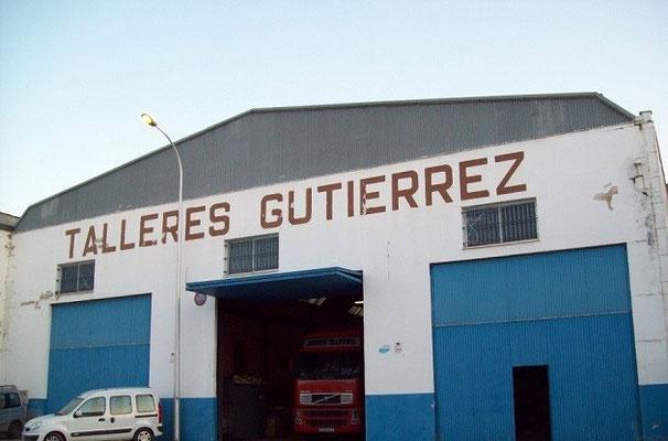 Tasación de nave industrial en Andujar (Jaén)