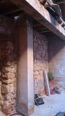 Informe pericial de Fonda en Segura de la Sierra (Jaén)