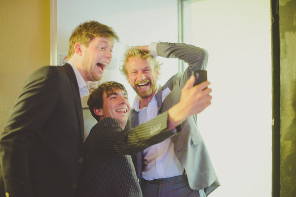 Fridtjof Detzner, Matthias Henze et Christian Springub