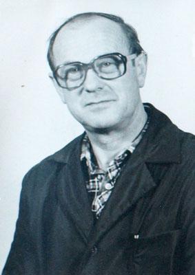 Seniorchef Rudolf Bachmann bis 1992